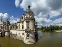 Chantilly-palota