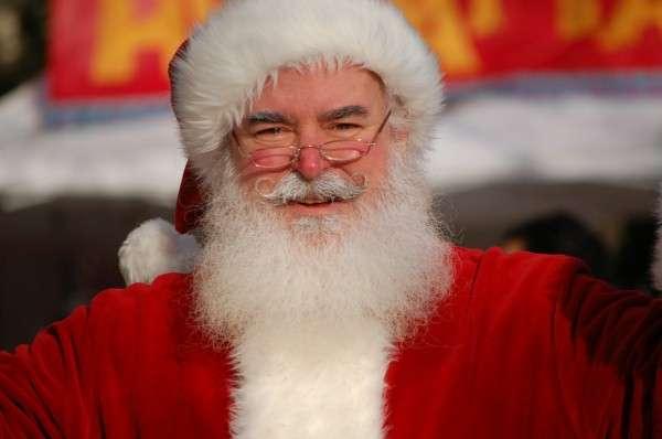 père Noël - Spróbuj ułożyć Świętego Mikołaja (4×4)
