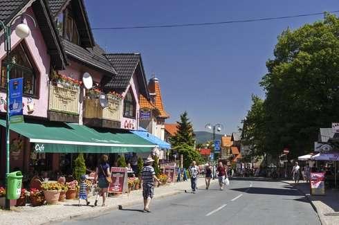 Villaggio Gorska - Letnie wakacje w górach (10×10)