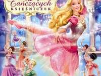 Barbie et princesses dansantes