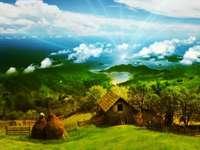 hegyi ház