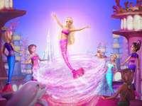 Barbie: Pearl Princess - Barbie Perłowa księżniczka
