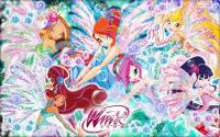 Winx Club Sirenix - Winx Club Transformacja Sirenix