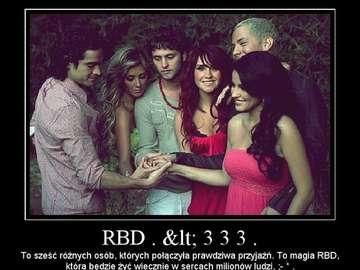 RBD <3 <3 - Ascultă, nu vei regreta!