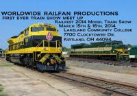 WRP Meet - This is for a train meet up