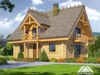 O casă la munte