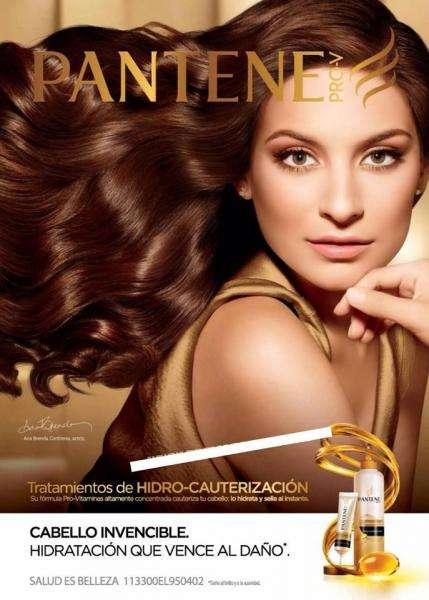Ana Brenda Pantene Mexico - Puzzle con Ana Brenda Contreras