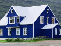 A building in Iceland