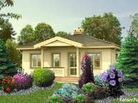 Cottage avec jardin