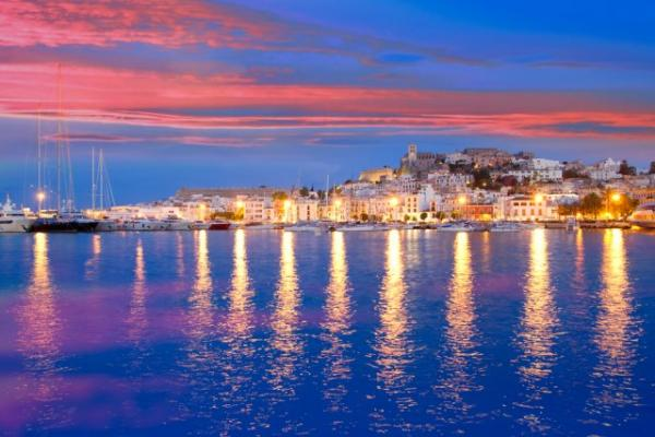 Stadt und Hafen Puzzle