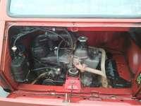 Le moteur de l'enfant - Silnik czerwonego malucha