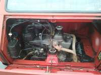 Kisgyermek motorja