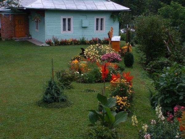 Къща с градина - Малка натъпкана, но собствена (10×10)