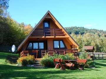 Cottage sulla collina