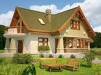 Una bellissima villa - Ładny domek ale nie dla polaczka