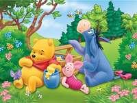 Medvídek Pú a přátelé - Medvídek Pú a přátelé