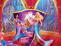 Prințesa Barbie Perlă - Prințesa Barbie Perla Lumina