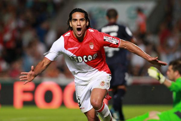 Radamel Falcao - Zawodnik as Monaco reprezentant Kolumbii