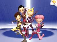 Lyoko evolution code