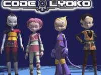 Lyoko-kodutveckling - Lyoko-koden är en serie du kan se på teletoon +