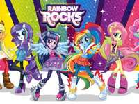My Little Pony Rainbow Rocks 2
