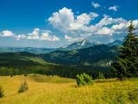 Tatry hegyek