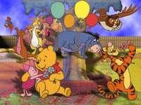 winnie the pooh και φίλοι