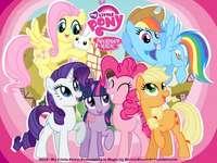 моето малко пони - моето малко пони любимата ми приказка