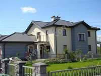 Eine grosse Villa