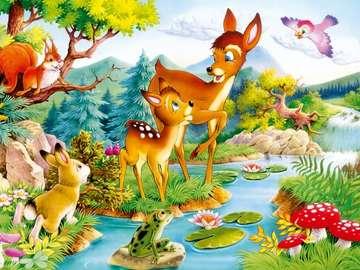 High School Musical 2 - bambie i skunks i mama