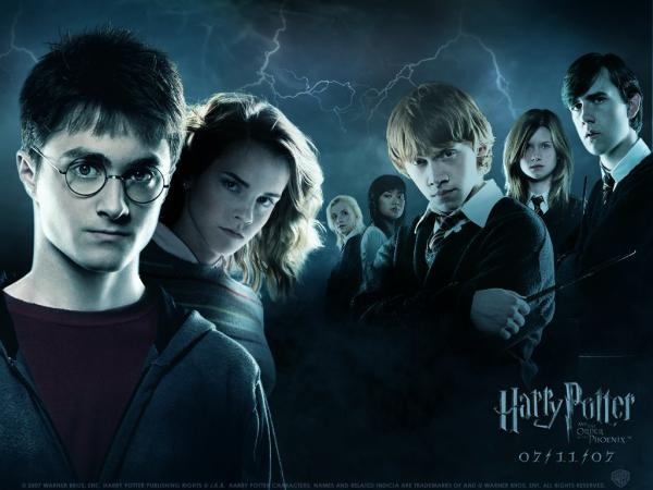 de bästa filmerna - Harry Potter and (10×10)