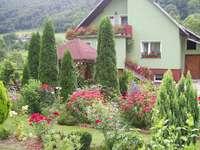 Ładny widoczek - Dom ogród i wzgórze