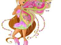 Winx Club Flora