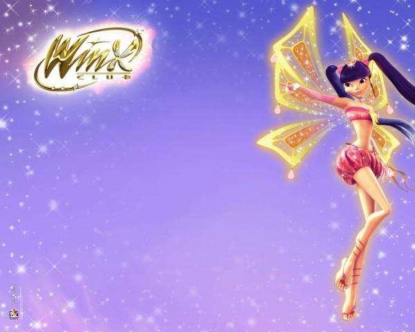 Winx Club Musa - Winx Club Musa Przemiana Enchantix (5×4)