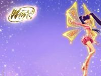 Winx Club Musa - Winx Club Musa Transformace Enchantixu