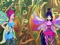 Winx Club - Bloom and Stella