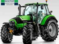 Deutz-Fahr 6180 - Deutz-Fahr 6180 traktor