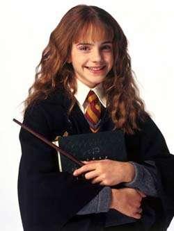 HErmione Granger - Hermione Granger. Hermione Granger (Harry Potter e a Filosofia Filosófica). Hermione Granger em Harry Potter e a filosofia filosófica (5×5)