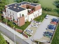 Ένα ενδιαφέρον σπίτι - Σπίτι με βεράντες και μπαλκόνια