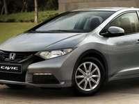 Japón - el nuevo Honda - Honda Civic 2014 r. produkcji japońskiej
