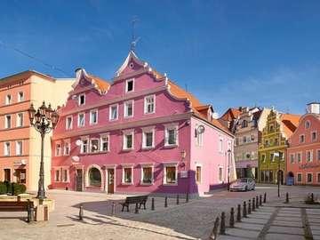 Παλιά πόλη - Το Kłodzko είναι μια πόλη στο Sudetes