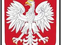Emblema polaco - Godlo Polski na Zajecia