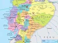 Harta Ecuadorului - Harta Ecuador Oportunitate exclusivă 2015