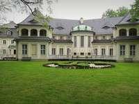 Park angielski - Pałace w Bagnie k.Wrocławia