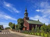kerk in Kasjoebië