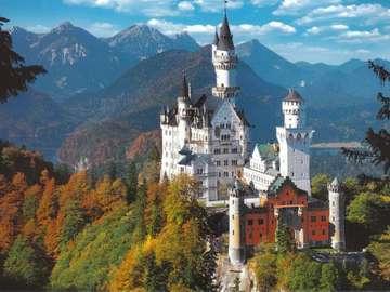 Bajorország, II. Lajos kastélyai - Bajorország, II. Lajos kastélyai