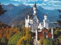 Bavorsko, hrady Ludvíka II - Bavorsko, hrady Ludvíka II