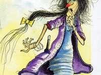 Winnie, a bruxa