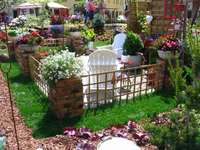 Galeria de flori - Decoratiuni pentru balcoane si terase