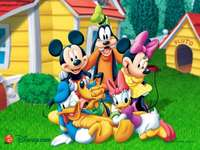 mickey mouse club - Mickey Mouse Club of Friends Club Mickey Mouse of Friends Club